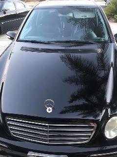Benz c class 230 2006