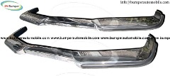 Volvo P1800 bumper classic car (1963-1973) stainless steel