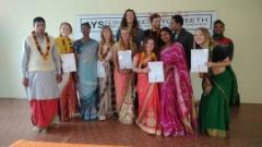 200 Hour Hatha Yoga Teacher Training In Rishikesh.
