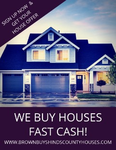 WE BUY HOUSES! FAST CASH!