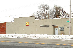 One of Two Side-by-Side Commercial Buildings: $4,900 Great Business Investment!