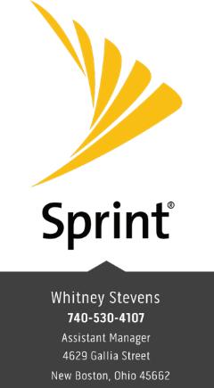 Sprint by NuWave Wireless