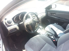 2008 Mazda 3 S Sport 4-door hatchback