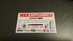 Reparacion de electrodomesticos - MEX APPLIANCES