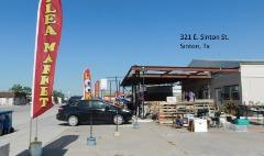 Sinton St. Flea  Market