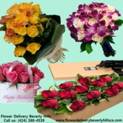 Flower Delivery Beverly Hills shop