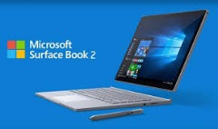 Microsoft Surface Book 2 Windows 10 Laptop