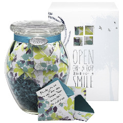 Calm Breeze Jar of Notes