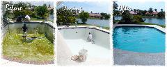 In Ground Pool Remodel | Valley Pool Plaster