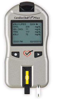 CardioChek PLUS Cholesterol Testing Analyzer - available at reasonable price