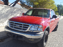 2003 Ford F150 4x4 FX4 Supercab