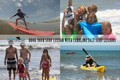 Top Surf Lessons in Charleston SC