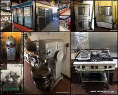 Online Auction Abandoned Property - Mi Mercadito Latino - Commercial Kitchen & Grocery Equipment