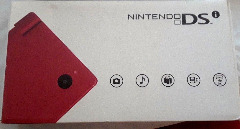 Brand New Red Nintendo DSi (Portage/Lake Station/Portage)