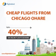 Offer- Up To 40% Off Cheap Flights from Chicago to MDW