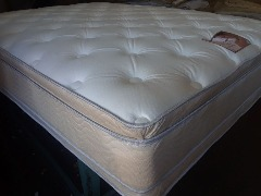 Brand new Queen pillowtop mattress set