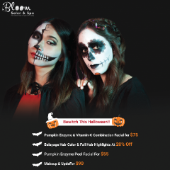 Halloween Special Offers: Enhance Your Halloween Look!!