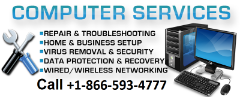 Full Computer Repair Service at Low Price Rate in Tulsa,OK. +1-866-593-4777 50% discount.