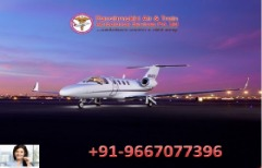 Instant and Prominent Air Ambulance Services in Darbhanga with Medical Staff