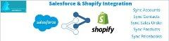 Shopify Salesforce Integration - Astreait.com