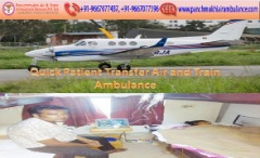India Based Low Charges Air Ambulance Services in Mumbai