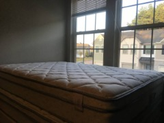 Moving Sale- Serta Hadley Mattress (like New) - $120 (price negotiable)