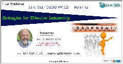Strategies for Effective Leadership