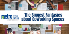 The Biggest Fantasies about CoWorking Spaces