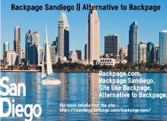 Backpage Sandiego  || Alternative to Backpage