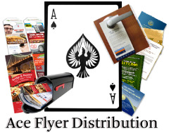 Ace Flyer Distribution Offering a Free Quote