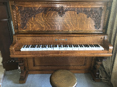 Strich & Zeidler - Antique Piano