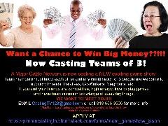 CASTING ALERT !! - NEW TRIVIA GAME SHOW