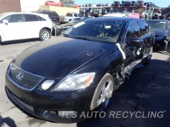 Used Parts for 2006 Lexus GS 430 - Stock #8381BL
