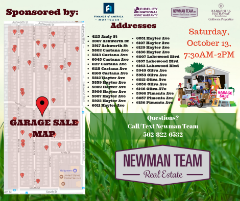 Lakewood Mega Neighborhood Garage Sale Saturday