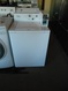 WHIRLPOOL COMMERCIAL COIN OP TOP LOAD WASHER