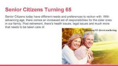 Turning 65 Medicare Leads, Turning 65 And Medicare