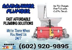 ◄ Fast Affordable Plumbing ► DRAIN CLEANING 24/7