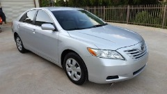 2008 Toyota Camry in good condition.