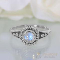 Moonstone Ring-Exotic Life
