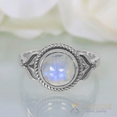 Moonstone Ring-Eye Candy