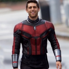 Ant-Man 2 Paul Rudd Scott Lang Leather Jacket