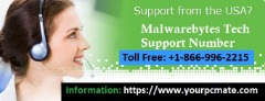 Malwarebytes Customer Support +1-866-996-2215