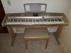 Yamaha Portable Grand DGX-505 Electronic Keyboard Piano