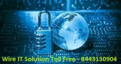Get instant internet security | 844-313-0904 | Wire IT Solutions