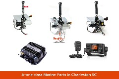 High quality marine parts in Charleston SC
