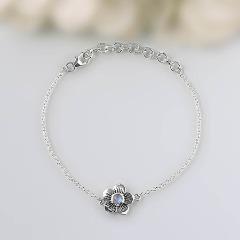 Moonstone Bracelet-Young Floret