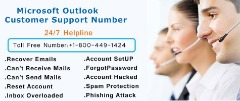 Issues With Outlook; Ring on +1-800-449-1424 (toll-free) Microsoft Outlook Customer Care Number