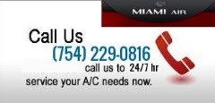 Make Summer Tolerable with AC Repair Miami Beach Service