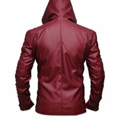 Arsenal Roy Harper Red Arrow Jacket