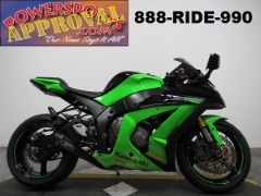 Used Kawasaki ZX10R for sale in Michigan U4418